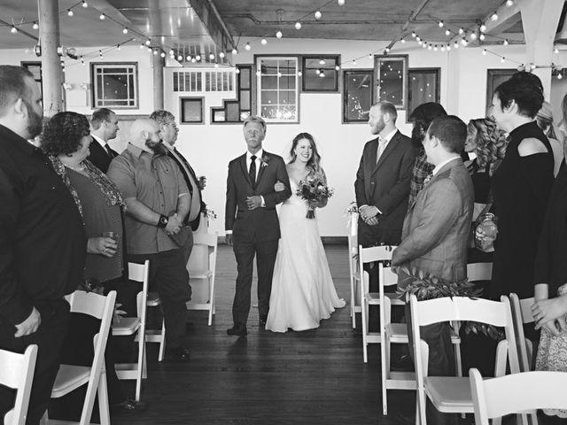 Kayla and Karl's Wedding in Kansas City, Missouri 17