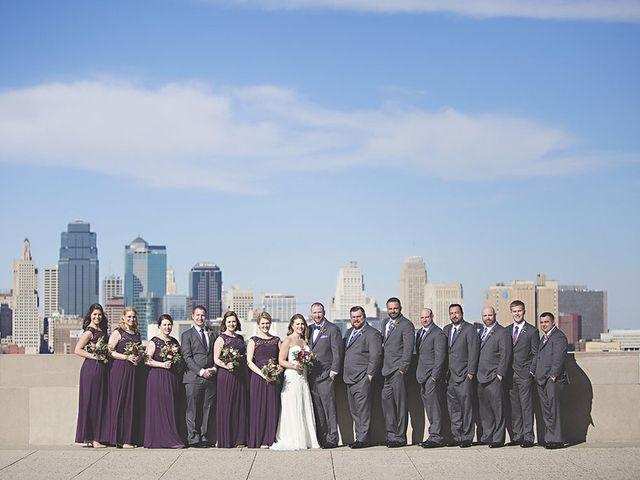 Kayla and Karl's Wedding in Kansas City, Missouri 21