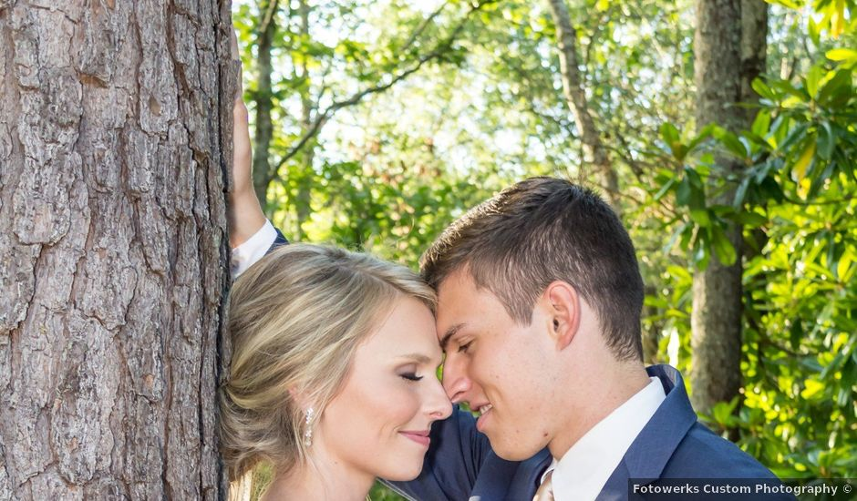 Joe and Mallie's Wedding in Odenville, Alabama