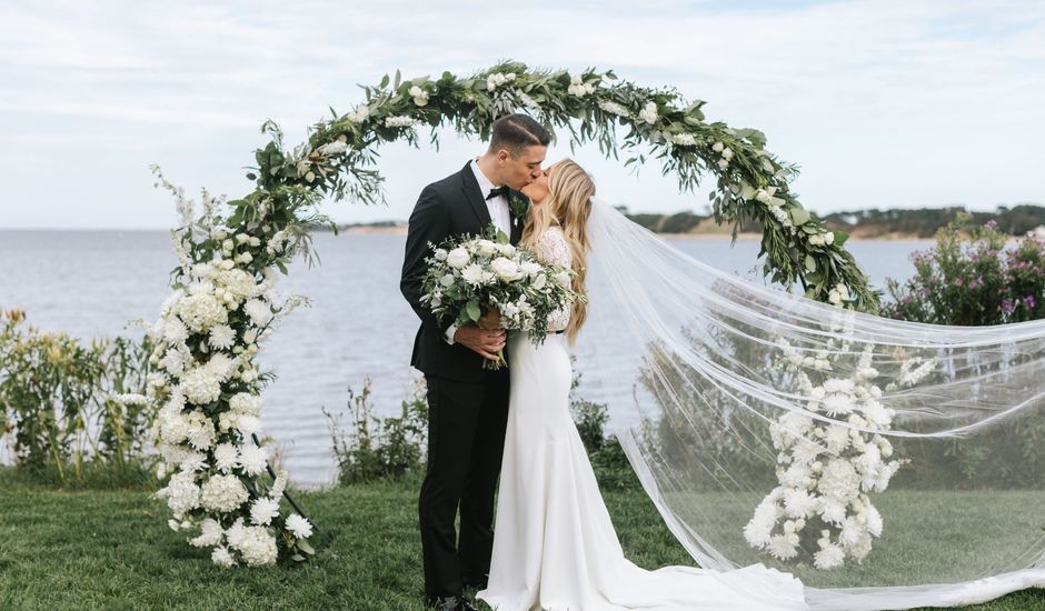 Michael Wilson and Nicole Wilson's Wedding in Harwich, Massachusetts