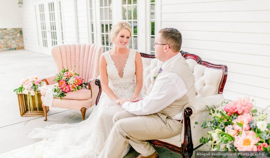 Devon and Haley's Wedding in Dade City, Florida