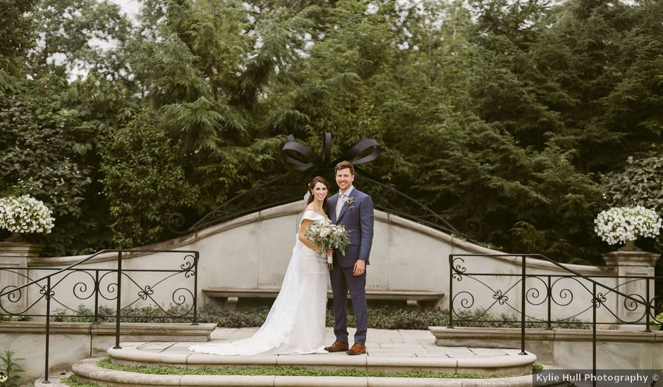 Eric and Kelsie's Wedding in Columbus, Ohio