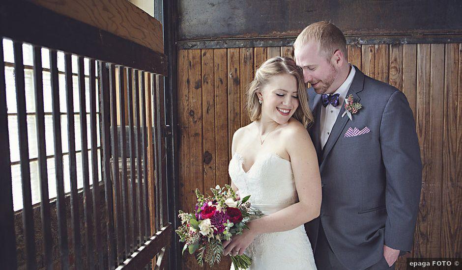 Kayla and Karl's Wedding in Kansas City, Missouri