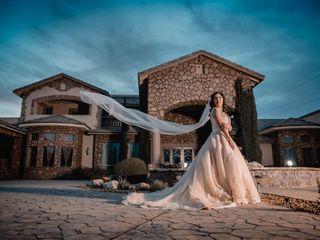The wedding of Rowena and Cody 2