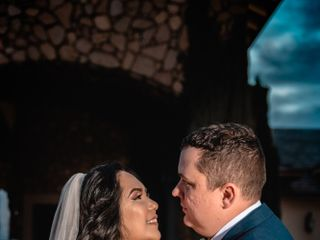 The wedding of Rowena and Cody 3