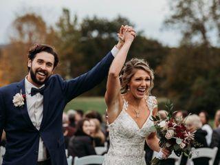 The wedding of Samantha and Joseph