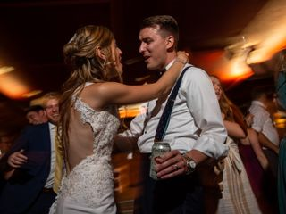 The wedding of Christian and Heather 2