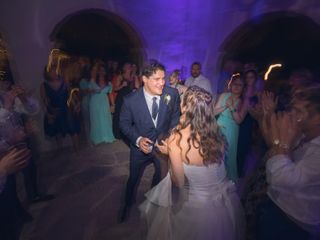 The wedding of Guido and Marina 1