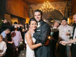 The wedding of Tiffany and Matt 1