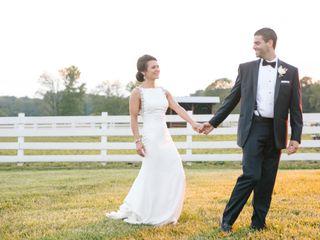 The wedding of Tiffany and Matt