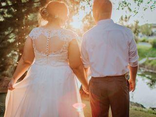 The wedding of Hailee and Devon