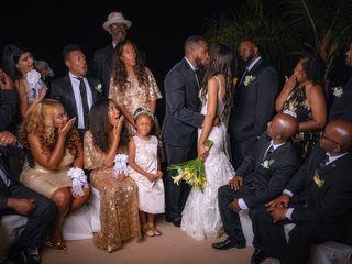The wedding of Fayth and Shyaam 2