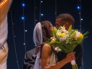 The wedding of Fayth and Shyaam 3
