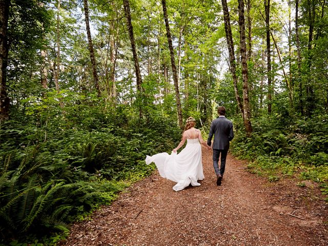 The wedding of Rebecca and Jeremiah