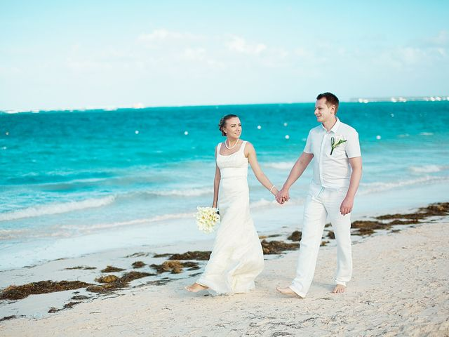 The wedding of Alex and Tatiana