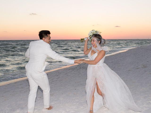 The wedding of Anthony and Kaci