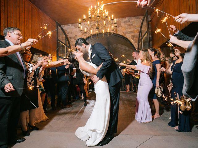 Matt and Tiffany's Wedding in Trinity, North Carolina 5