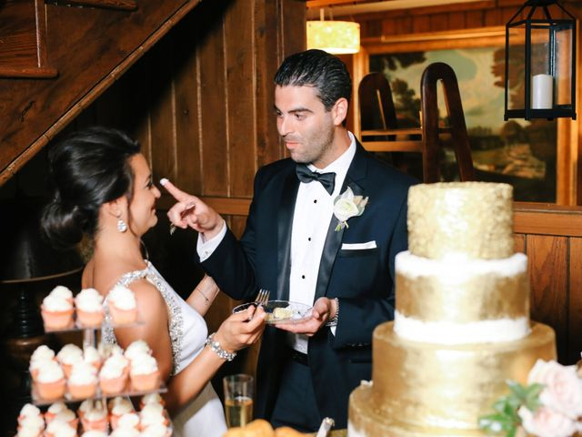 Matt and Tiffany's Wedding in Trinity, North Carolina 12