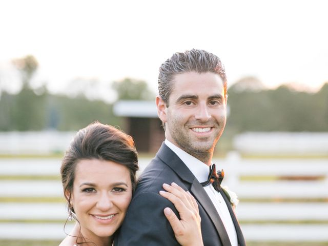 Matt and Tiffany's Wedding in Trinity, North Carolina 15