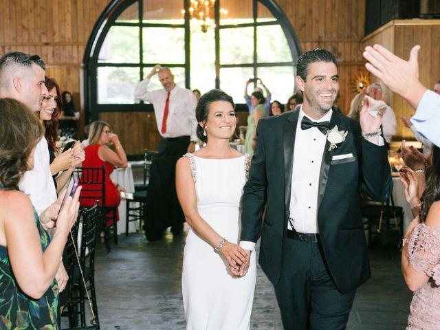 Matt and Tiffany's Wedding in Trinity, North Carolina 23