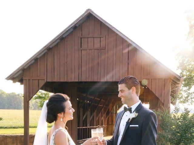 Matt and Tiffany's Wedding in Trinity, North Carolina 27