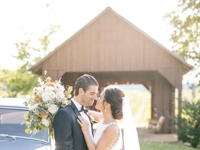 Matt and Tiffany's Wedding in Trinity, North Carolina 31