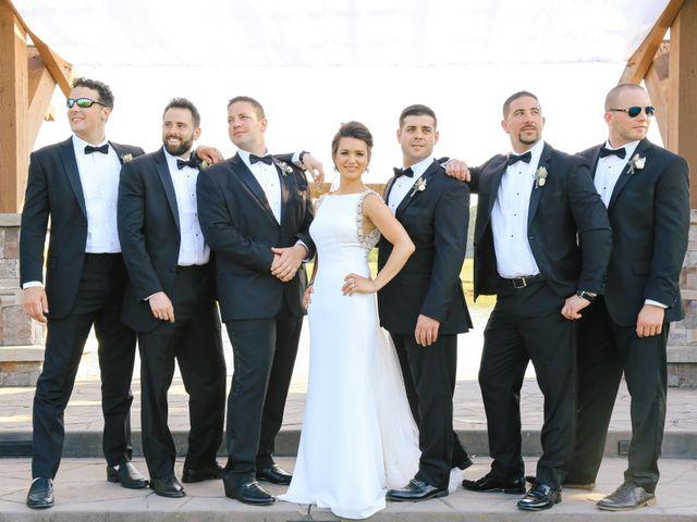 Matt and Tiffany's Wedding in Trinity, North Carolina 34