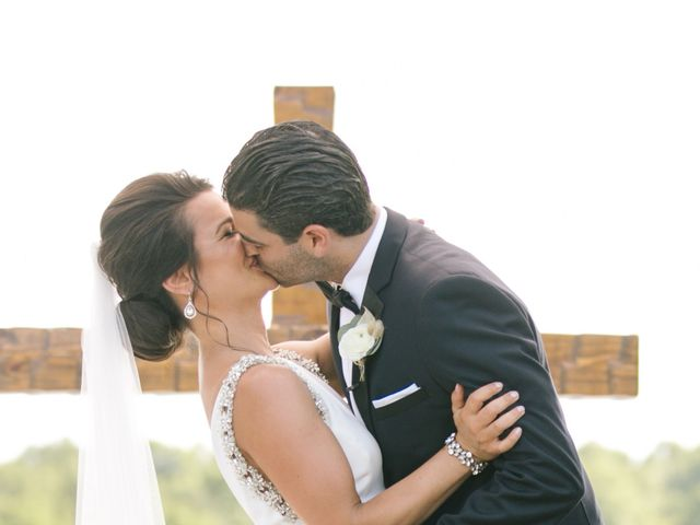 Matt and Tiffany's Wedding in Trinity, North Carolina 37