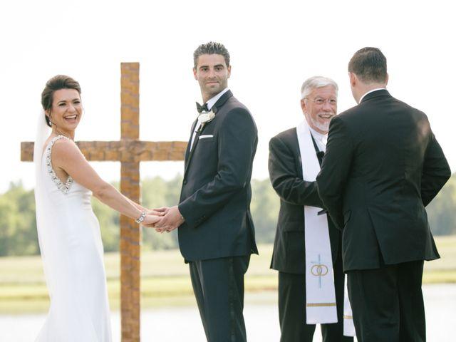 Matt and Tiffany's Wedding in Trinity, North Carolina 38