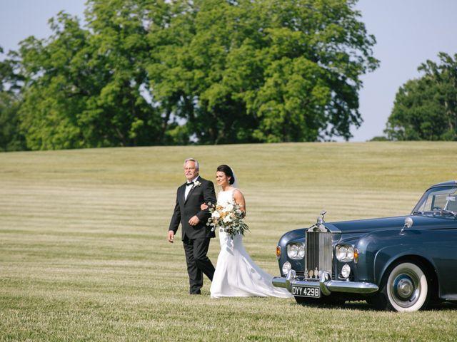 Matt and Tiffany's Wedding in Trinity, North Carolina 41