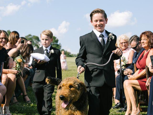 Matt and Tiffany's Wedding in Trinity, North Carolina 42