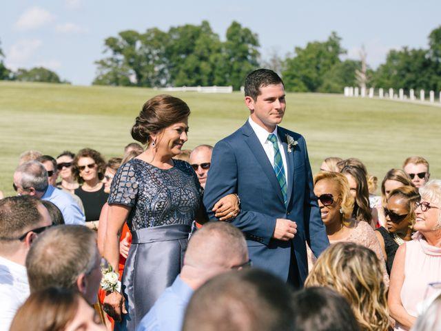 Matt and Tiffany's Wedding in Trinity, North Carolina 43