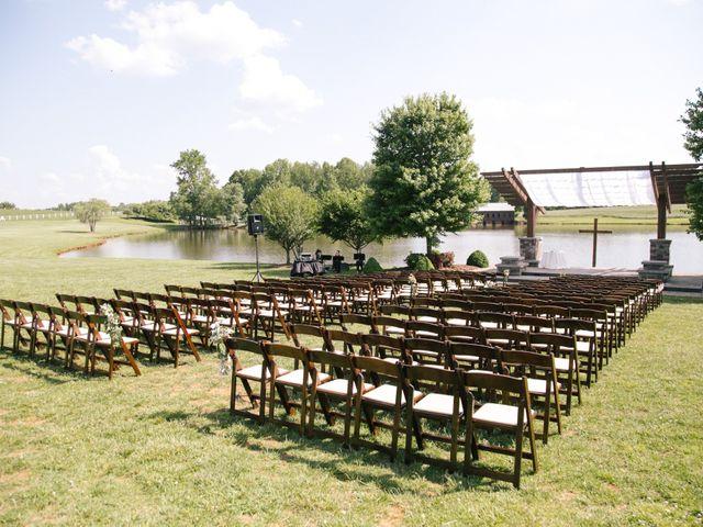 Matt and Tiffany's Wedding in Trinity, North Carolina 44
