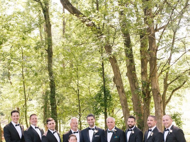 Matt and Tiffany's Wedding in Trinity, North Carolina 49