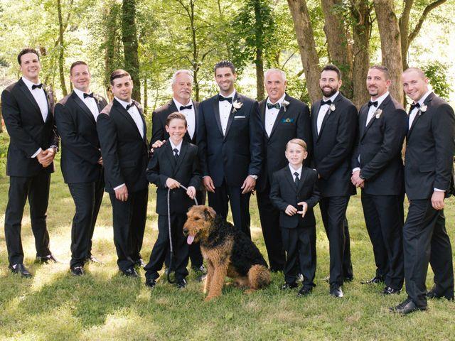 Matt and Tiffany's Wedding in Trinity, North Carolina 50