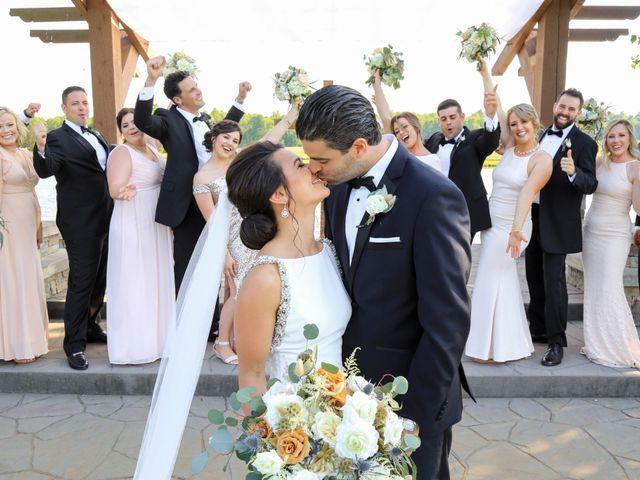 Matt and Tiffany's Wedding in Trinity, North Carolina 65