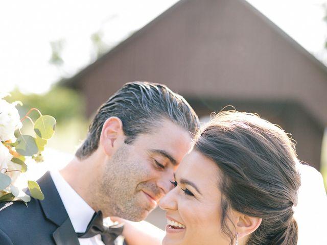 Matt and Tiffany's Wedding in Trinity, North Carolina 71