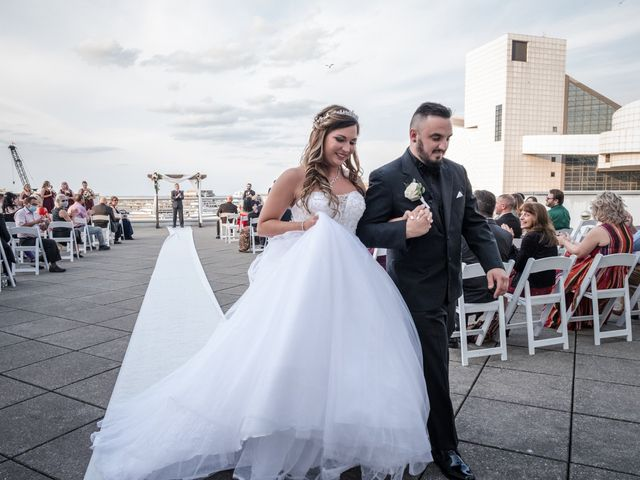 Vince and Alexis's Wedding in Cleveland, Ohio 23