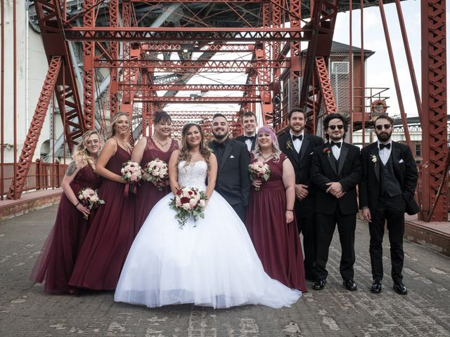 Vince and Alexis's Wedding in Cleveland, Ohio 1