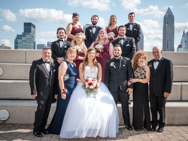 Vince and Alexis's Wedding in Cleveland, Ohio 29
