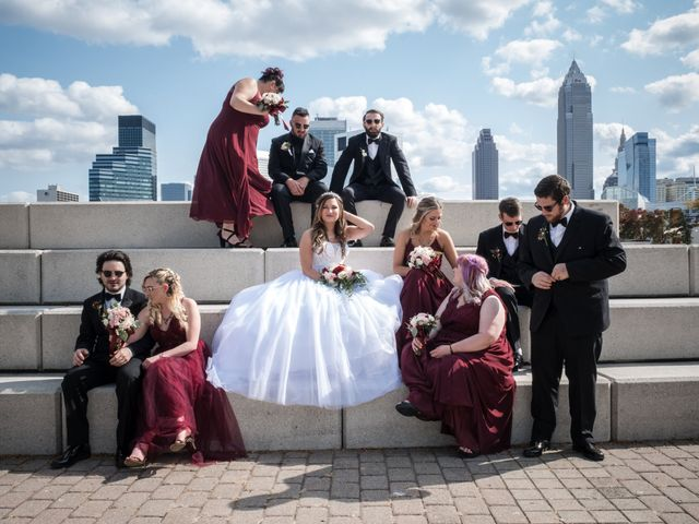 Vince and Alexis's Wedding in Cleveland, Ohio 30