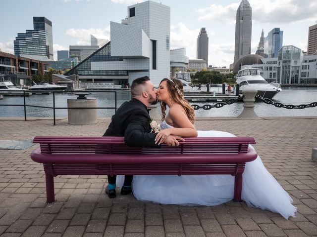 Vince and Alexis's Wedding in Cleveland, Ohio 31
