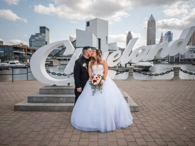 Vince and Alexis's Wedding in Cleveland, Ohio 32