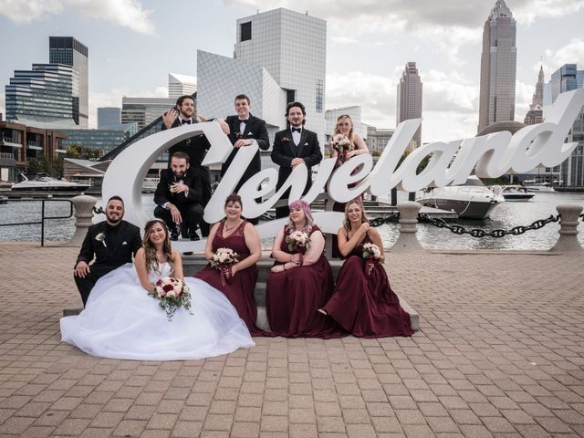 Vince and Alexis's Wedding in Cleveland, Ohio 33