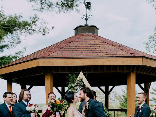 Joe and Tryst's Wedding in Clarkston, Michigan 3