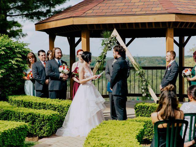 Joe and Tryst's Wedding in Clarkston, Michigan 4
