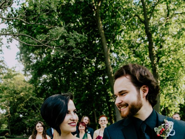 Joe and Tryst's Wedding in Clarkston, Michigan 7