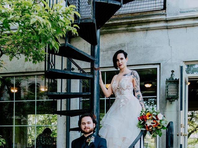 Joe and Tryst's Wedding in Clarkston, Michigan 10