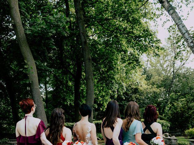 Joe and Tryst's Wedding in Clarkston, Michigan 11