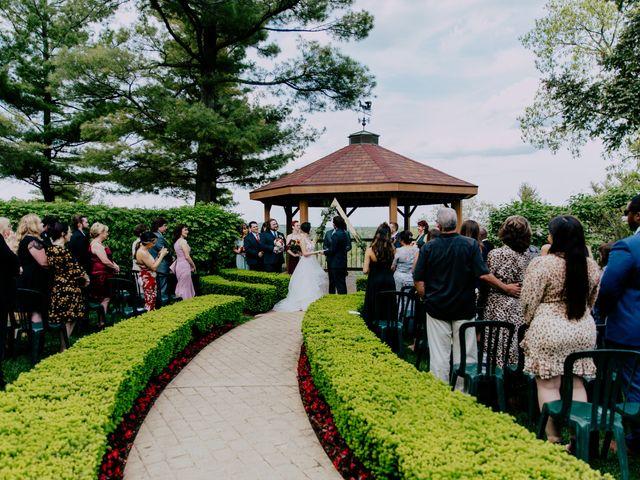 Joe and Tryst's Wedding in Clarkston, Michigan 13